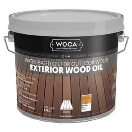 WOCA Exterior Oil Naturel 2,5 L