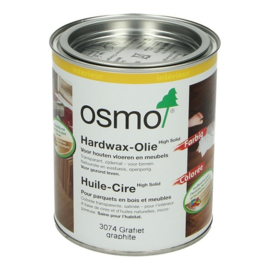 OSMO Hardwax Olie 3074 Grafiet 0,75L