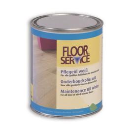Floorservice Onderhoudsolie wit 1L