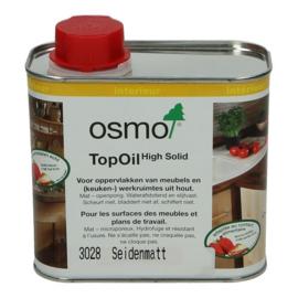 OSMO TopOil 3028 Kleurloos zijdemat 500 ml