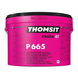 Thomsit P665 elastische parketlijm 16 kg