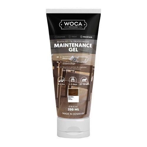 WOCA onderhoudsgel naturel 0,2 L