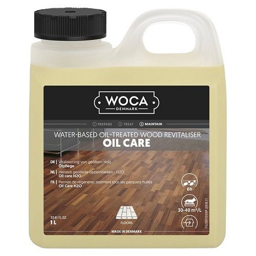 WOCA Oil care wit 1L