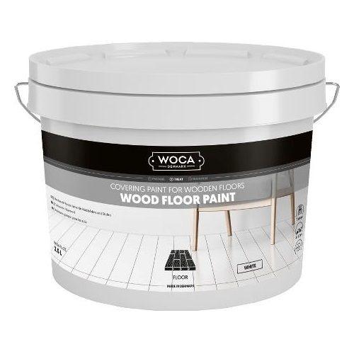 WOCA Floorpaint wit 2,5L