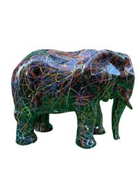 Elephant black XL