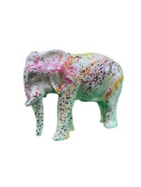 Elephant small - white
