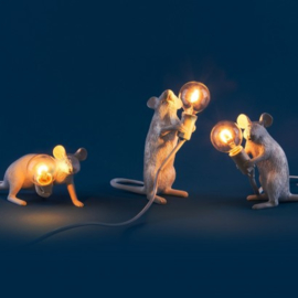 Mouse lamp - Lying