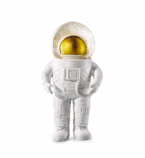 Summer Globe the astronaut