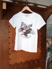 Eagle t shirt Fly to Dreams S/M