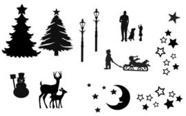 Uitbreidingsset Kerst