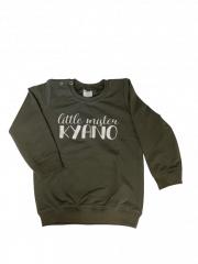 Sweater - Little mister + naam
