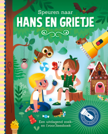 Zaklampboek | Hans en Grietje
