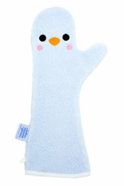 Baby shower glove -  Pinguïn