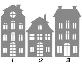 Huizen (per stuk)