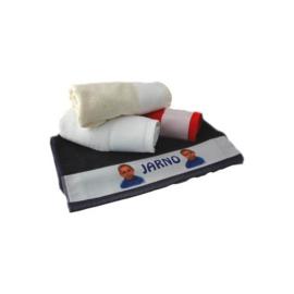 Handdoek met naam/foto