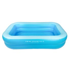 Rechthoek zwembad | Blauw
