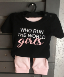 Setje Who runs the world -girls