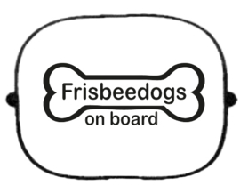 Zonnescherm | Frisbeesdogs on board