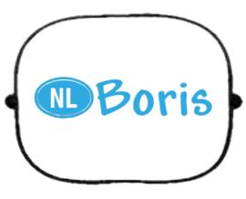 Zonnescherm | NL + naam