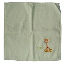 Spuugdoek Giraf (kleur)