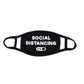 Mondmasker | Social distancing