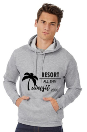 Hoodie | Resort all in Tuinesië