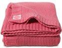 Jollein - Chunky knit raspberry (ledikant)