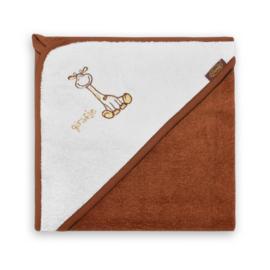 Badcape Giraf (bruin)