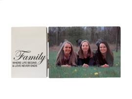 Fotoluik met foto - Family