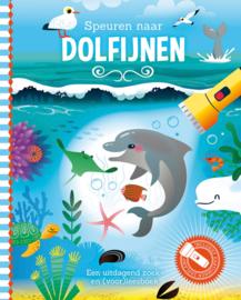 Zaklampboek | Dolfijnen