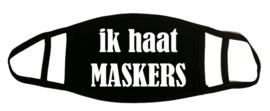 Mondmasker | ik haat MASKERS