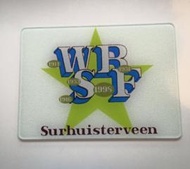Snijplank met logo