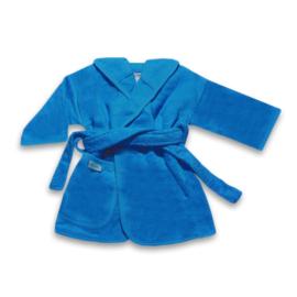Badjas (met naam) 0-12 mnd / Turquoise