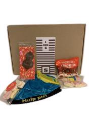 Brievenbuspakketje SINT | Hulp Piet