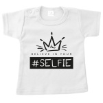 T-Shirt - Believe in my selfie