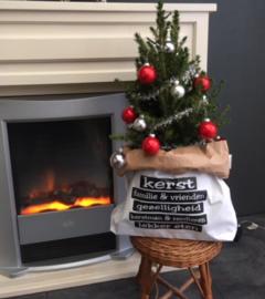 Paperbag S - tekst Kerst