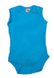 Rompertje ZM met naam - Turquoise - MT 56