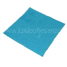 Spuugdoekje - Turquoise