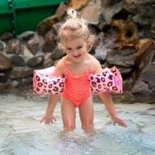 Rosé Gouden Panter Zwembandjes 2-6 jaar