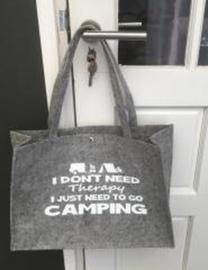 Camping tas