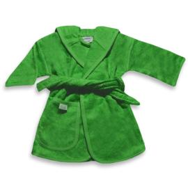 Badjas (met naam) 2-4 jaar / Appel Groen