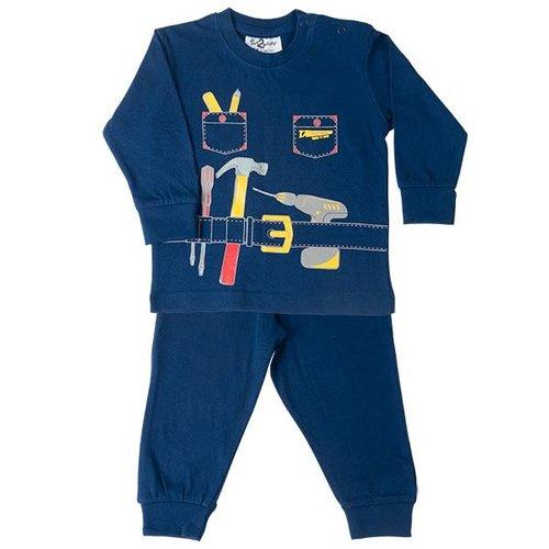 Pyjama Handyman - blauw