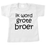 T-Shirt - Ik word grote broer