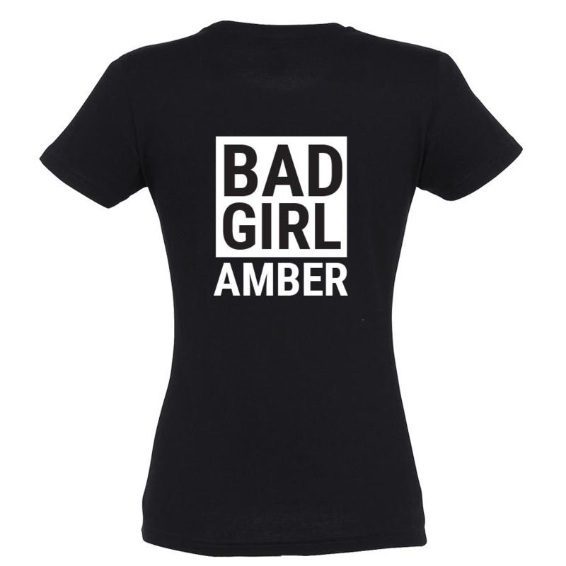 T-shirt | Bad girl