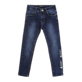 116 t/m 146 Jeans Girls Stretch