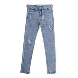 134 t/m 164 Jeans Girls Stretch