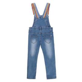 116 t/m 146 Jeans Jumpsuit  Girls Stretch