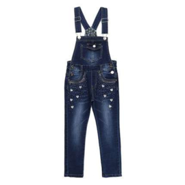 122 Jeans Jumpsuit  Girls Stretch