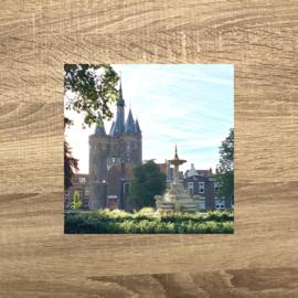 fontein Zwolle