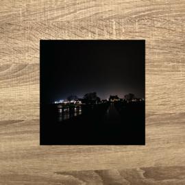 Genemuiden bij nacht